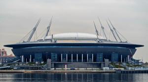 Стадион «Зенит Арена» («Газпром Арена») - уменьшенная копия фото №5