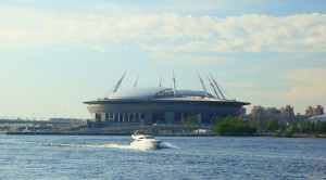 Стадион «Зенит Арена» («Газпром Арена») - уменьшенная копия фото №6