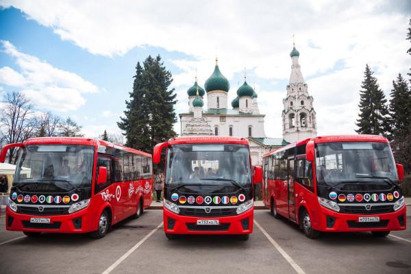 CityTour - автобусная экскурсия по Ярославлю  – фото для каталога