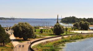 Памятник 1000-летию Ярославля - уменьшенная копия фото №1