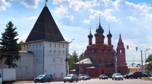 Ярославский кремль (Рубленый город) - уменьшенная копия фото №2