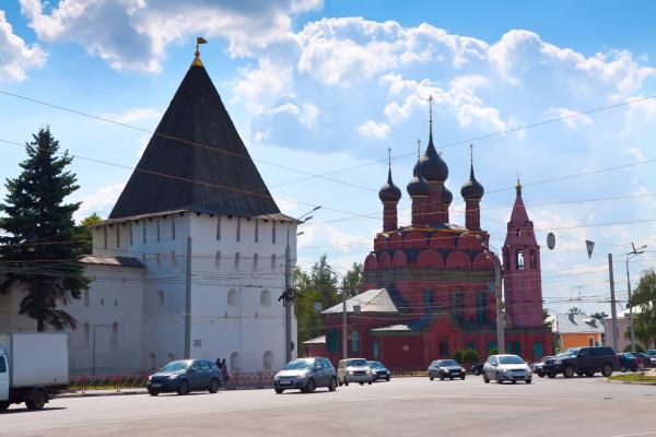 Обзорная экскурсия по Ярославлю + Ярославский кремль  – фото для каталога