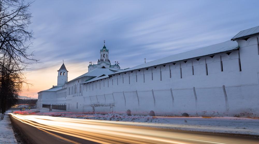 Ярославский кремль (Рубленый город) - фото №1