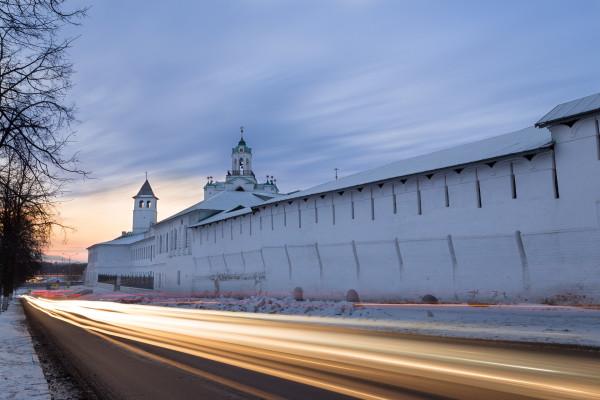 Ярославский кремль (Рубленый город)