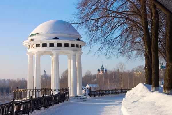 Обзорная экскурсия по Ярославлю  – фото для каталога