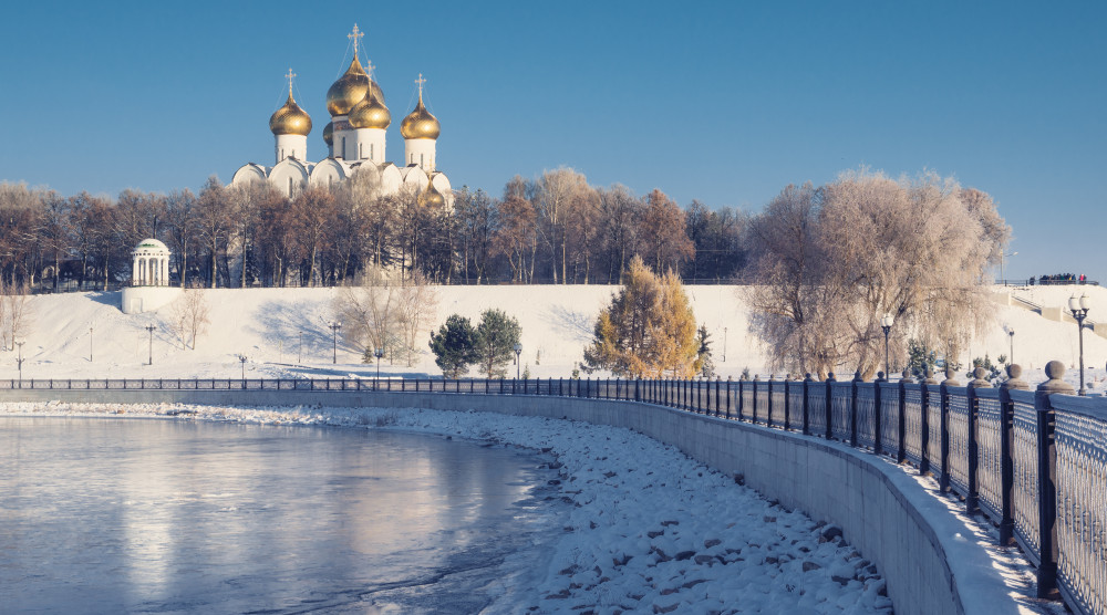 Успенский Кафедральный собор - фото №1
