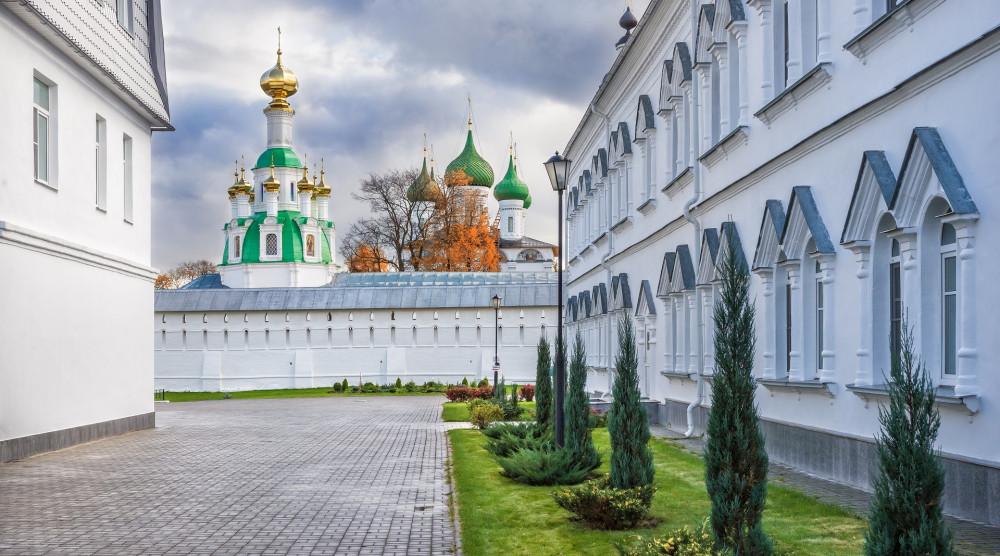 Автобусная экскурсия в Толгский монастырь в Ярославле - фото №1
