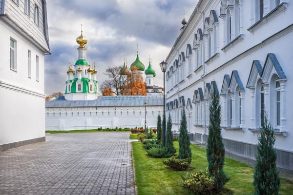 Автобусная экскурсия в Толгский монастырь в Ярославле  – фото для каталога