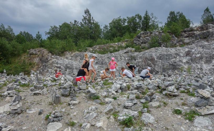 Отчет о поездке в Рускеалу