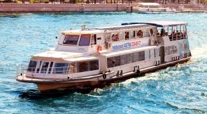 «Парад военных кораблей» - водная прогулка в день ВМФ на теплоходе-ресторане - уменьшенная копия фото №8