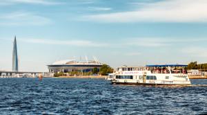 «Парад военных кораблей» - водная прогулка в день ВМФ на теплоходе-ресторане - уменьшенная копия фото №7