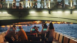 Джаз под разводными мостами - музыкальная водная прогулка - уменьшенная копия фото №10