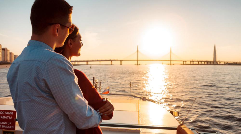 «Северные острова дельты Невы» - водная экскурсия с выходом в Финский залив - фото №1